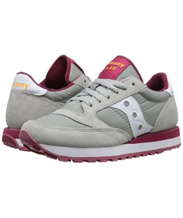 Saucony Jazz Grey Pink